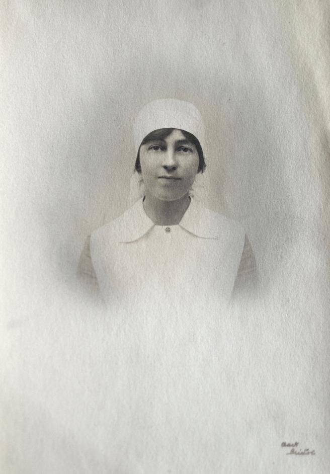 Marion Calhoun VAC uniform